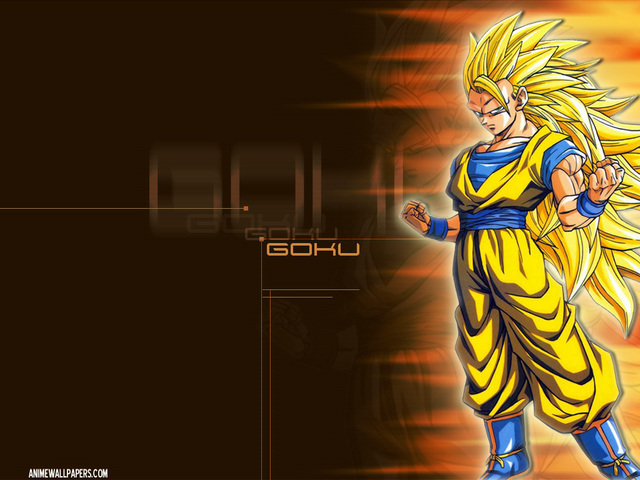 Dragonball Z Anime Wallpaper #2