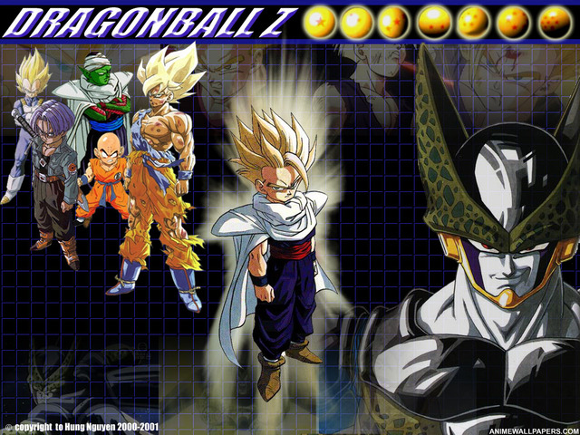 Dragonball Z Anime Wallpaper #37