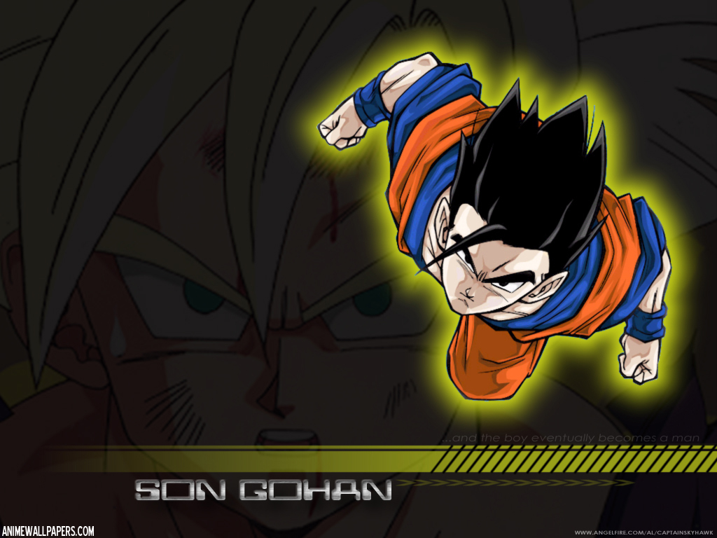 Dragonball Z Anime Wallpaper # 46