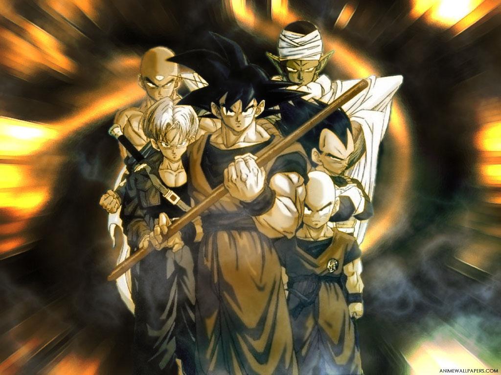 Dragonball Z Anime Wallpaper # 51