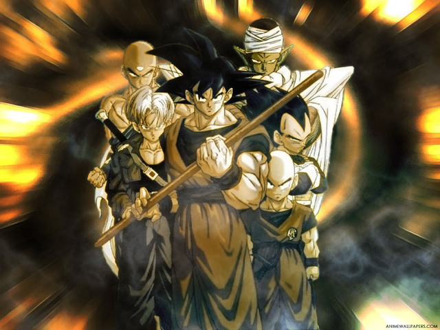Dragonball Z Anime Wallpaper #51