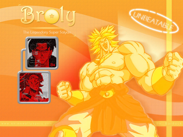 Dragonball Z Anime Wallpaper #55