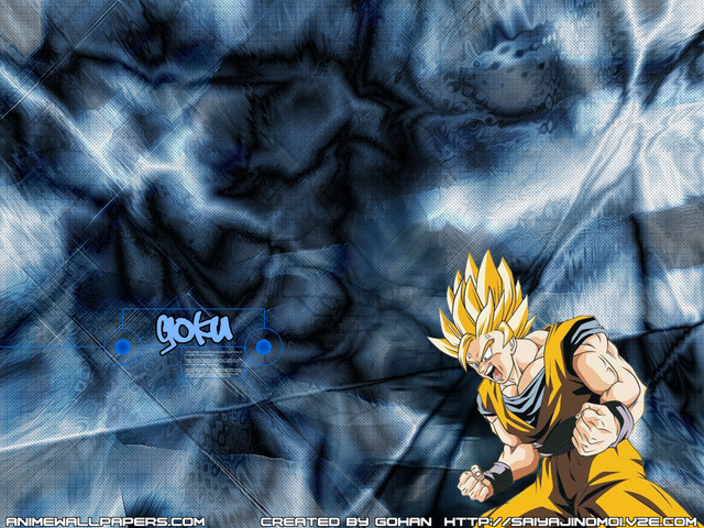 Dragonball Z Anime Wallpaper #56