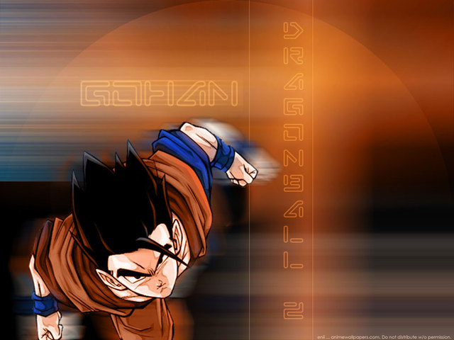 Dragonball Z Anime Wallpaper #58