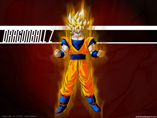 Dragonball Z Anime Wallpaper #5
