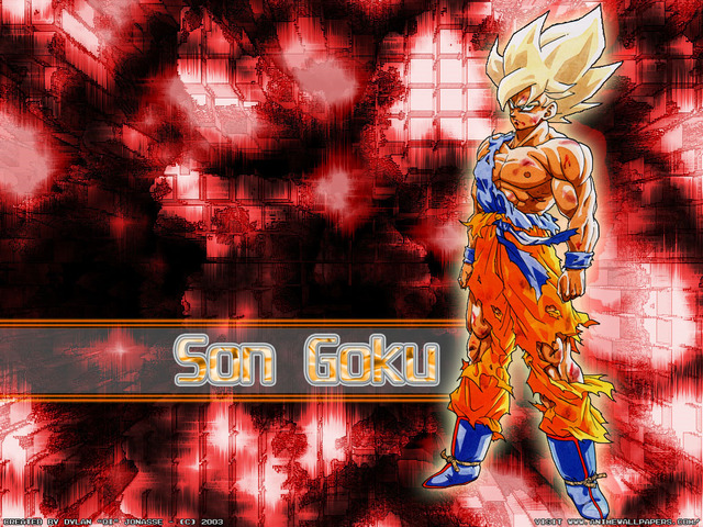 Dragonball Z Anime Wallpaper #61