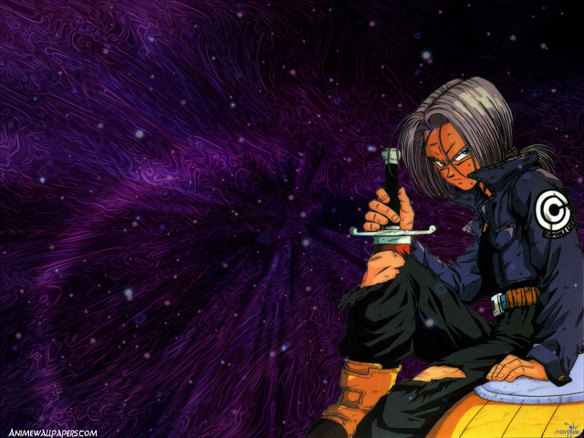 Dragonball Z Anime Wallpaper #9