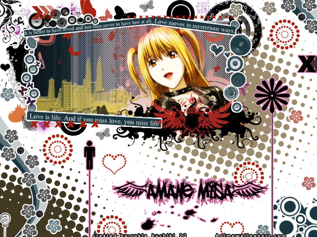 Death Note Anime Wallpaper # 19