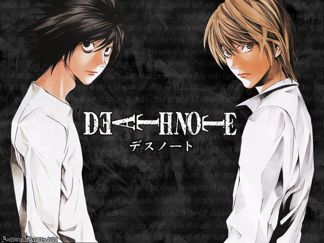 Death Note Anime Wallpaper #1