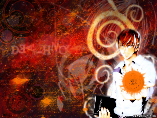 Death Note Anime Wallpaper #20