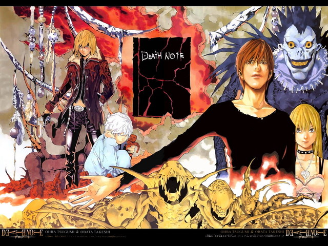 Death Note Anime Wallpaper #2