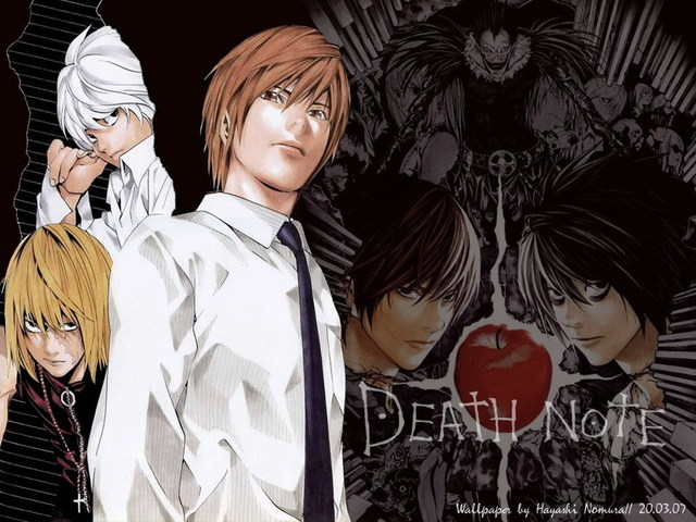 Death Note Anime Wallpaper #3