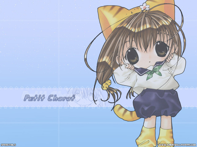 Digi Charat Anime Wallpaper #11