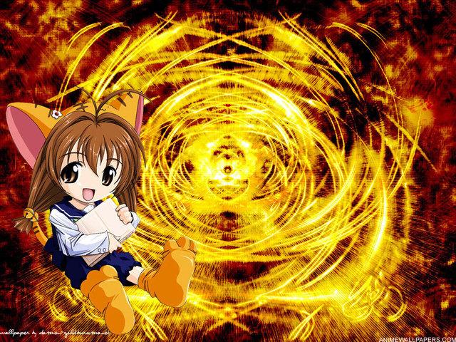 Digi Charat Anime Wallpaper #16