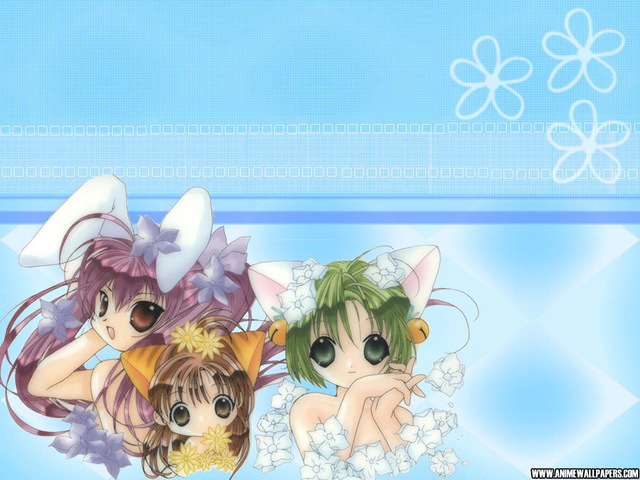 Digi Charat Anime Wallpaper #19