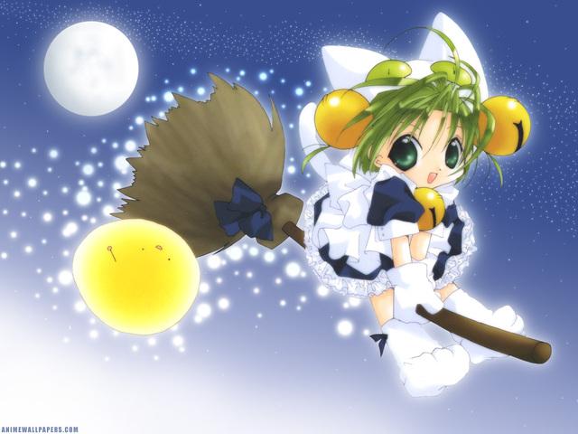 Digi Charat Anime Wallpaper #1