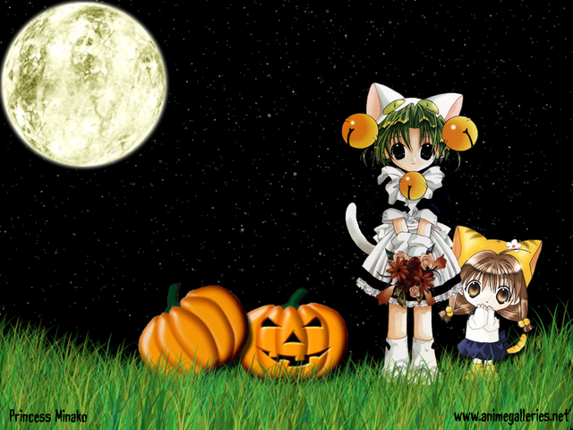 Digi Charat Anime Wallpaper #21