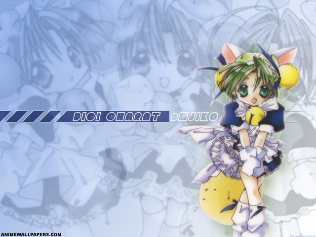 Digi Charat Anime Wallpaper #3