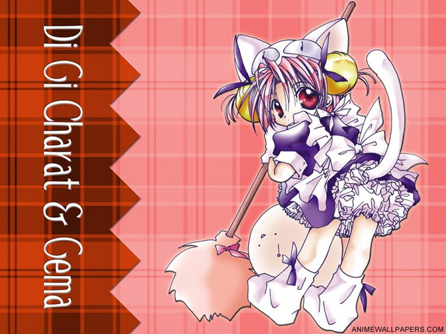 Digi Charat Anime Wallpaper #7