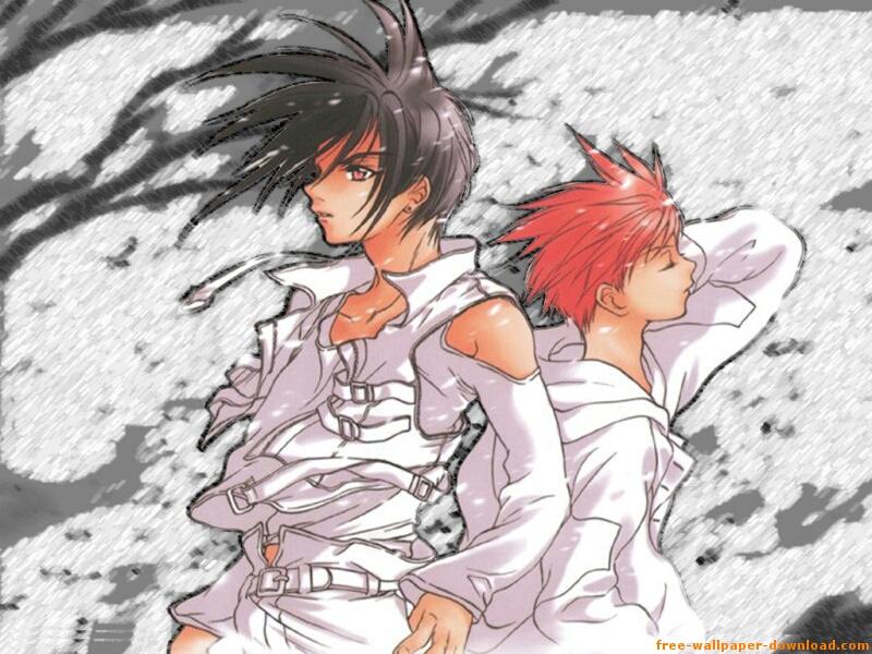 D.N.A. Anime Wallpaper # 3