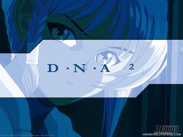 D.N.A. Anime Wallpaper #7