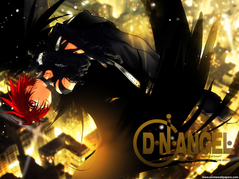 D.N.Angel Anime Wallpaper # 28