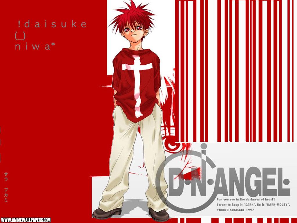 D.N.Angel Anime Wallpaper # 33