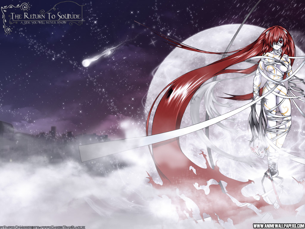 Elfen Lied Anime Wallpaper # 6