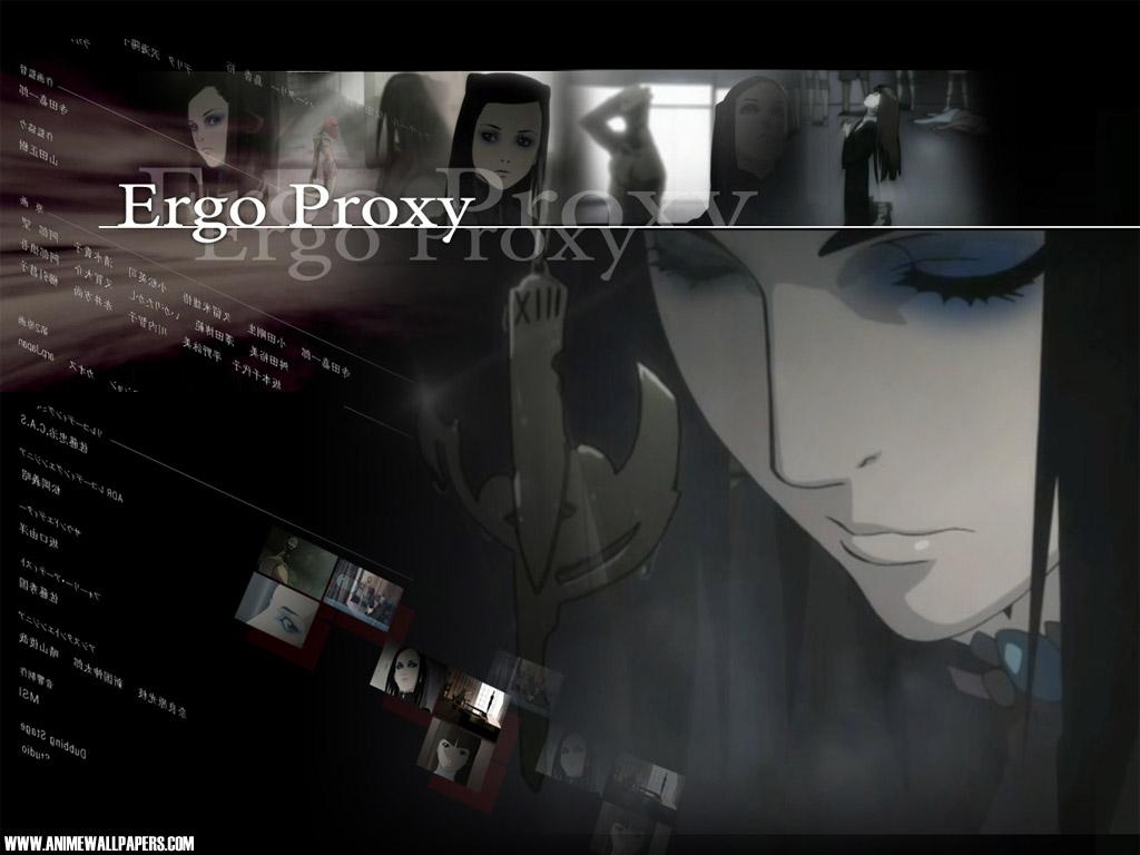 Ergo Proxy Anime Wallpaper # 3