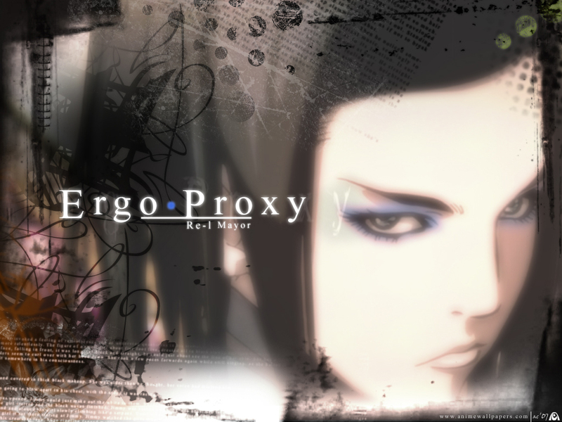 Ergo Proxy Anime Wallpaper # 4