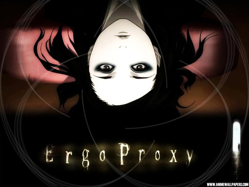 Ergo Proxy Anime Wallpaper # 6