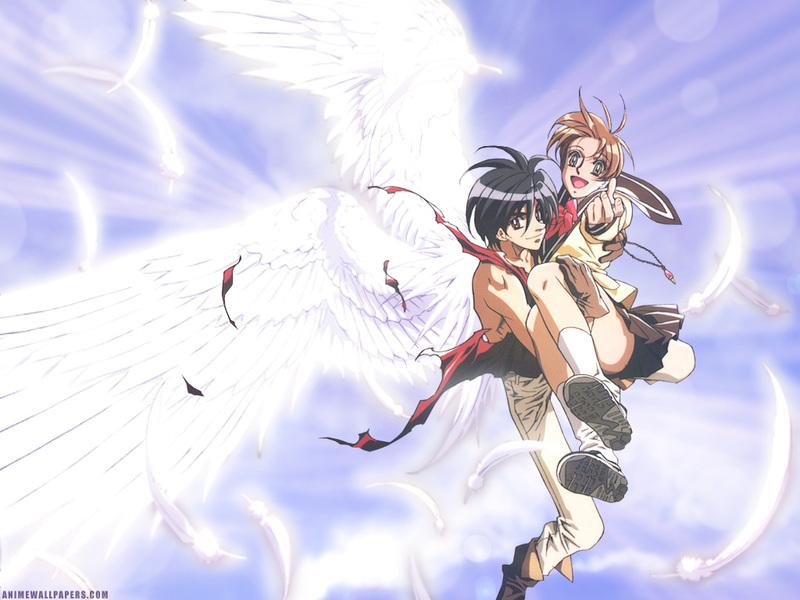 Escaflowne Anime Wallpaper # 7