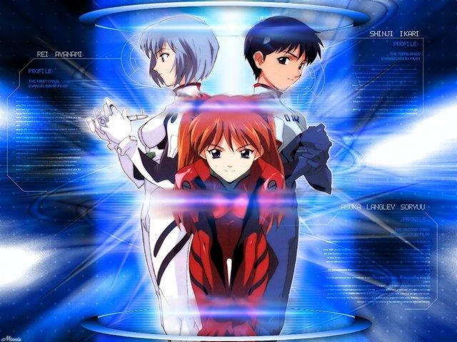 Neon Genesis Evangelion Anime Wallpaper #10