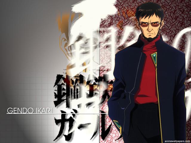 Neon Genesis Evangelion Anime Wallpaper #118