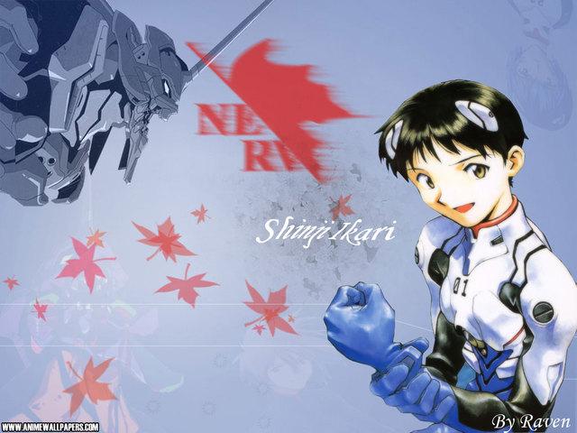 Neon Genesis Evangelion Anime Wallpaper #129