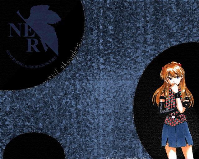 Neon Genesis Evangelion Anime Wallpaper #140
