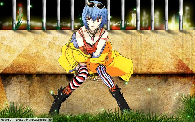 Neon Genesis Evangelion Anime Wallpaper #145