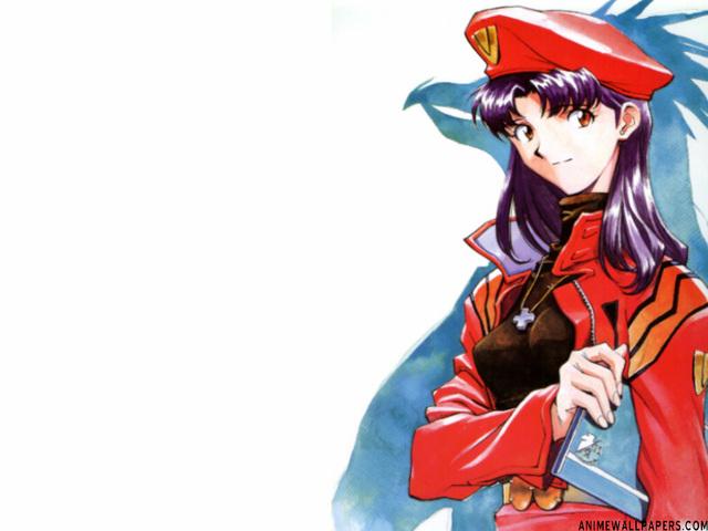 Neon Genesis Evangelion Anime Wallpaper #15