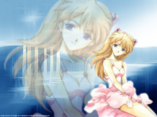 Neon Genesis Evangelion Anime Wallpaper #18