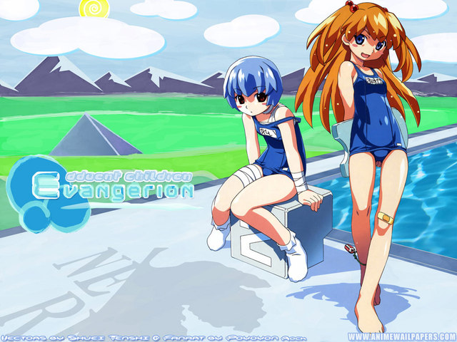 Neon Genesis Evangelion Anime Wallpaper #22