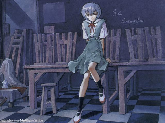 Neon Genesis Evangelion Anime Wallpaper #23