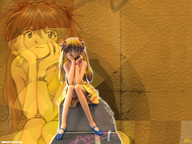 Neon Genesis Evangelion Anime Wallpaper #29