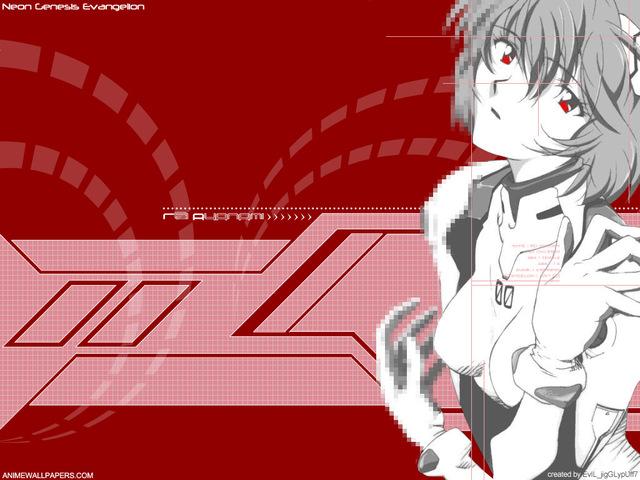 Neon Genesis Evangelion Anime Wallpaper #33
