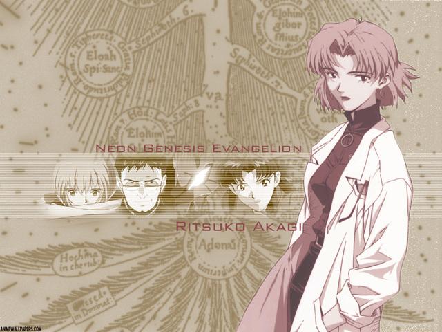 Neon Genesis Evangelion Anime Wallpaper #37