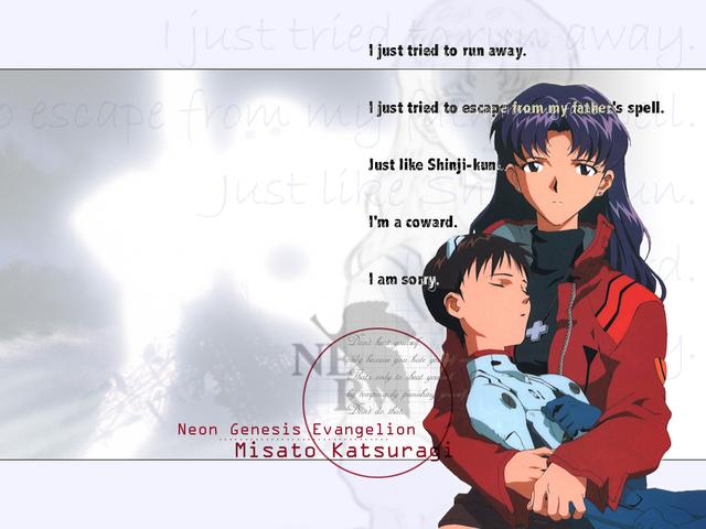 Neon Genesis Evangelion Anime Wallpaper #38