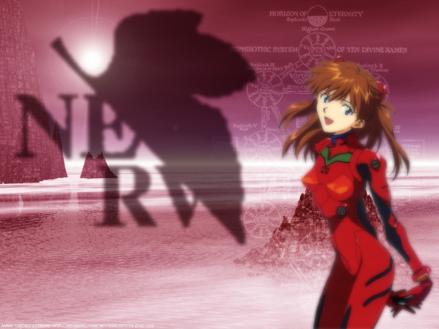 Neon Genesis Evangelion Anime Wallpaper #40