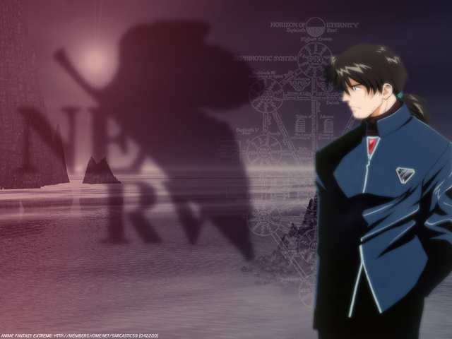 Neon Genesis Evangelion Anime Wallpaper #44