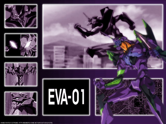 Neon Genesis Evangelion Anime Wallpaper #49