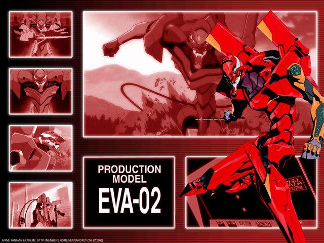 Neon Genesis Evangelion Anime Wallpaper #50