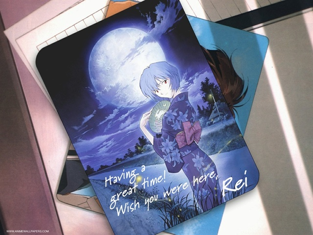 Neon Genesis Evangelion Anime Wallpaper #53